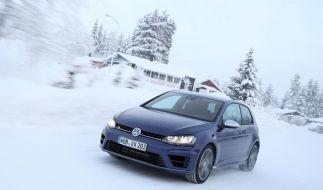 VW Golf in Top-Form: Vom R-Modell bis zum Plug-in-Hybriden (Foto)