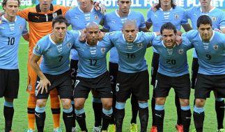 Uruguay träumt vom nächsten WM-Coup (Foto)