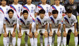 Südkoreas Taeguk Warriors wollen WM-Vorrunde überstehen (Foto)