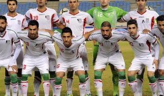 Iran will erstmals WM-Vorrunde überstehen (Foto)