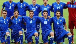 Deutschlands Angstgegner: Italien will fünften WM-Titel (Foto)