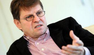 Stegner: «Rechte Töne» bei der Linken (Foto)