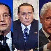 Diese sündigen Politiker wurden beim Fremdgehen erwischt! (Foto)