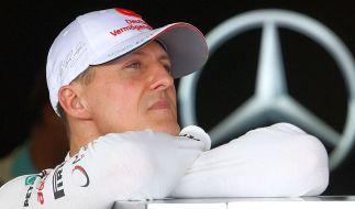 Schon seit dreieinhalb Wochen im Koma: Experten befürchten, dass Michael Schumachers kognitive Fähigkeiten beeinträchtigt sein werden. (Foto)