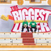 Wollen «The Biggest Loser» werden: Sabrina (l.) und Sandy (r.) ...