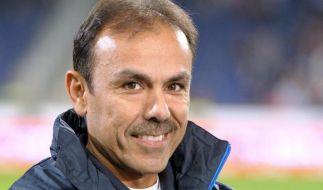 Hertha-Coach Luhukay setzt in Frankfurt auf Routiniers (Foto)