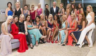 Gleich sechs Damen musste Bachelor Christian Tews nach Hause schicken. (Foto)