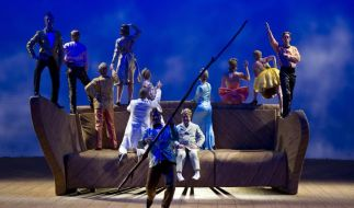 Spaß-Oper:«Ohne Titel Nr. 1» von Herbert Fritsch (Foto)