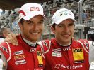 DTM: Rockenfeller und Scheider bei Audi in einem Team (Foto)