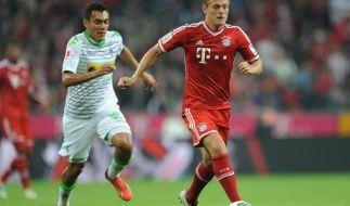 Triple-Bayern wollen in Gladbach Zeichen setzen (Foto)