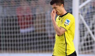 BVB nimmt Lewandowski gegen Prügelvorwürfe in Schutz (Foto)