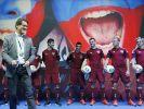 Russlands Nationaltrainer Capello verlängert bis 2018 (Foto)