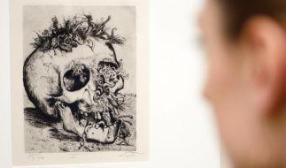 Stuttgart zeigt erschütternde Kunst zum Ersten Weltkrieg (Foto)