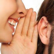 Psssst, nicht einmal der beste Freund erfährt manchmal jedes intime Geheimnis.