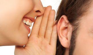 Psssst, nicht einmal der beste Freund erfährt manchmal jedes intime Geheimnis. (Foto)