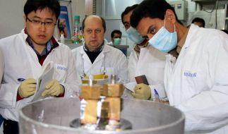 IAEA mit breitem Mandat für erweiterte Inspektionen im Iran (Foto)