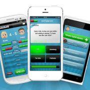 Das «Quizduell» reißt iPhone- und iPad-Nutzer in seinen Bann.