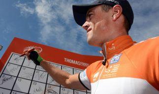 Tour Down Under: Gerrans führt vor Schlussetappe (Foto)