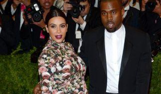 Kim Kardashian und Kanye West wollen in Paris heiraten (Foto)