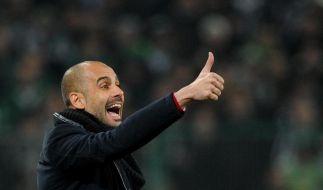 Bundesliga startet unspektakulär in die Rückrunde (Foto)