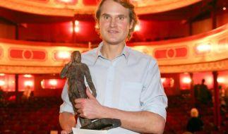 Ulrich-Wildgruber-Preis für Fabian Hinrichs (Foto)