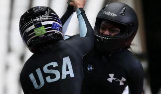 USA mahnen Olympia-Athleten zur Vorsicht (Foto)