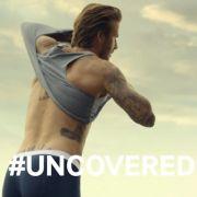 Zieht Beckham die Unterhose auch noch aus???
