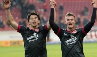 FSV Mainz feiert 1:2-Coup - VfBvor schweren Wochen (Foto)
