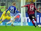 1:0 gegen Hertha: Frankfurt feiert ersten Heimsieg (Foto)