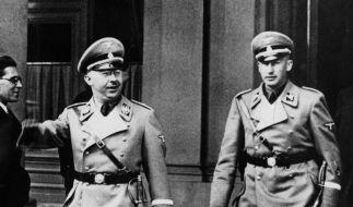 Heinrich Himmler ist «Dein Heini» oder «Euer Pappi». (Foto)