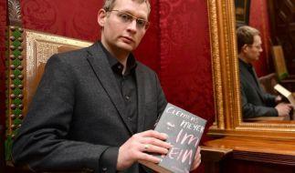 Bremer Literaturpreis für Clemens Meyer (Foto)