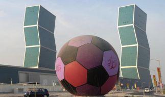Studie: Auch Katarern ist es zu heiß für Fußball (Foto)