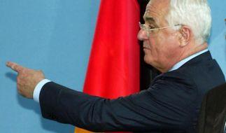 Geheimes Treffen von Hartz und Hollande sorgt für Wirbel (Foto)