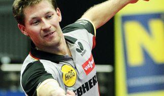 Werder holt Tischtennis-Nationalspieler Steger (Foto)
