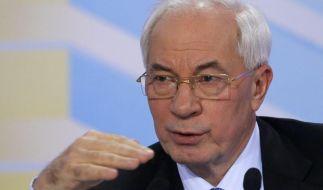 Kompromisse inKiew: Regierungschef tritt zurück (Foto)