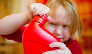Kinder machen den Test: Wie sicher ist Gift verpackt? (Foto)