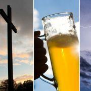 Ob die wenigsten Selbstmorde, das meiste Bier oder die meisten Blitztote: In Irgendetwas ist jedes Land den anderen voraus.