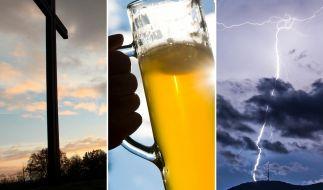 Ob die wenigsten Selbstmorde, das meiste Bier oder die meisten Blitztote: In Irgendetwas ist jedes Land den anderen voraus. (Foto)