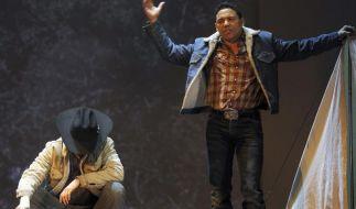 Beifall für Opernfassung von «Brokeback Mountain» (Foto)