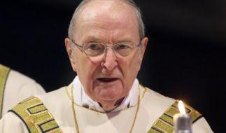 Kardinal Meisner macht Muslime fassungslos (Foto)