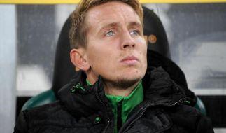 Gladbach leiht Stürmer de Jong an Newcastle aus (Foto)
