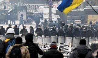 Ukraine: Parlament stimmt für Amnestie (Foto)