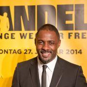 Idris Elba auf der Deutschlandpremiere von «Mandela - Der lange Weg zur Freiheit».