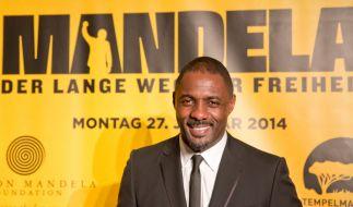 Idris Elba auf der Deutschlandpremiere von «Mandela - Der lange Weg zur Freiheit». (Foto)