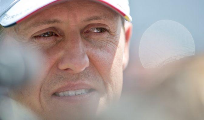 Ein Hoffnungsschimmer dringt in den letzten Januartagen in Michael Schumachers Kampf um Leben und Tod.