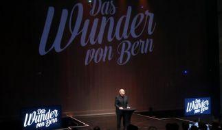 «Das Wunder von Bern» als Musical in Hamburg (Foto)