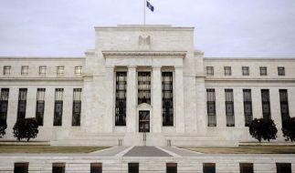 US-Notenbank bremst Geldflut (Foto)