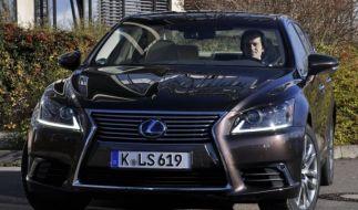 Test Lexus LS 600h L – Luxusdampfer unter Strom (Foto)