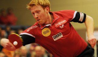 Tischtennis: Aus für Süß bei Comeback in Ungarn (Foto)