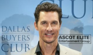 News.de-Redakteurin Susett Queisert sprach mit Matthew McConaughey über seine Darbietung in «Dallas Buyers Club». (Foto)